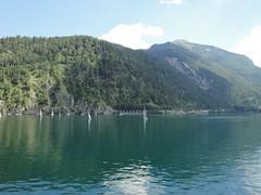 Achensee mit Blick zum Rofan (dietmar.schuler) Tags: achensee