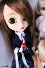 Nicole (Ashe Room) Tags: ashe room ashesroom pullip doll jun planning groove wig design designs japan anime manga custom dal taeyang kawaii hachi hachiko nicole vicky nina love 16 cute プーリップ ニーナ