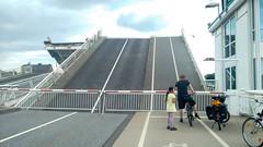 Bridge over the Schlei in Kappeln