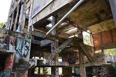 l'usine (Rmy Hugon) Tags: usine urbex souterrain lyon nikon d3300
