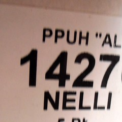 1427 (Navi-Gator) Tags: 1427 number odd