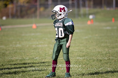 IMG_2530eFB (Kiwibrit - *Michelle*) Tags: pee wee football winthrop monmouth boys team game 101516 play
