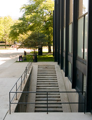 IIT Late Summer 2016 (faasdant) Tags: crown hall 195056 mies van der rohe architect modern modernism minimalism iit chicago illinois institute technology school college