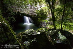 Natural Bridge (J.P. Lawrence Photography) Tags: 2016 australia2016 spring2016 travel australia queensland springbrook springbrooknationalpark