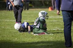 IMG_2474eFB (Kiwibrit - *Michelle*) Tags: pee wee football winthrop monmouth boys team game 101516 play