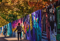 St George (mooncall2012) Tags: toronto ontario st george street autumn cans2s sony a77
