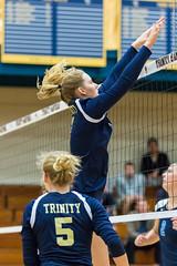 2016-10-14 Trinity VB vs Conn College - 0164 (BantamSports) Tags: 2016 bantams college conncollege connecticut d3 fall hartford nescac trinity women ncaa volleyball camels