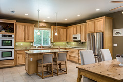 Home in Ripon, CA (Rich Lonardo Photo) Tags: photography real estate california realtor realtors wood cabinets tile table stainless steel