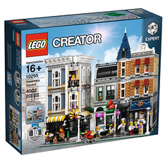 LEGO Creator Expert 10255 - Assembly Square (THE BRICK TIME Team) Tags: lego brick creator expert modular building assembly square 10255