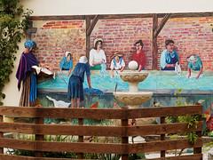 Fresque murale (domingo4640) Tags: fresque vilage peinture