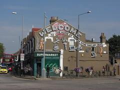 Blackhorse Lane Walthamstow (portemolitor) Tags: london walthamforest walthamstow blackhorselane blackhorse lane mural