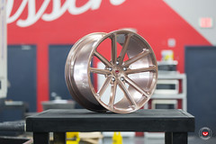 Vossen Forged- CG Series CG-203 - Vintage Rose - 48785 -  Vossen Wheels 2016 -  1006 (VossenWheels) Tags: brushed cg cgseries cg203 forged forgedwheels madeinmiami madeinusa polished vintageros vossen vossenforged vossenforgedwheels vossenwheels wheels vossenwheels2016