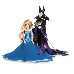 They're ordered yay  (French_Disney_Princess) Tags: 2016 disneystore princess disney aurora maleficent vs hero vilains fairytaledesigner
