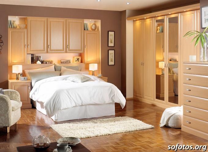 quarto de casal madeira