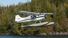C-FMXR - Tofino Air - DHC-2 Beaver (bcavpics) Tags: canada plane airplane britishcolumbia aircraft aviation beaver seaplane floatplane hotspringscove dhc2 tofinoair cfmxr