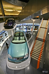 Mercedes-Benz Museum (rbpdesigner) Tags: building slr cars tourism car sport architecture race germany deutschland mercedes europa europe stuttgart culture voiture grandprix coche mercedesbenz architektur carro 5d autos turismo allemagne  esporte corrida motorracing cultura coches gp alemanha daimler autounion dreammachine bundesrepublikdeutschland badenwrttemberg sonhodeconsumo bundesland  llens canoneos5d mercedesbenzmuseum mercedesmuseum canonllens gaisburg silverarrows silberpfeile  worldcars lentel canonef1635mmf28liiusm estugarda velhomundo  bundeslandbadenwrttemberg velhocontinente museumercedes mquinadossonhos repblicafederaldaalemanha autouniongrandprixmotorracing