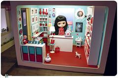 Playscale miniature shop diorama 19