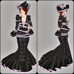 TWA - Groupgift Gown (Virus Collection) Tags: gown twa groupgift