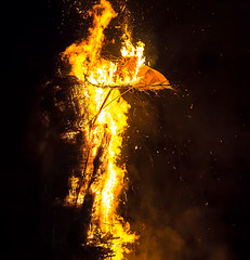 On Fire (GEHPhotos) Tags: history festival fire hampshire burning features celtic onfire beltane beltain wickerman butserancientfarm canoneos60d efs18200mmf3556is