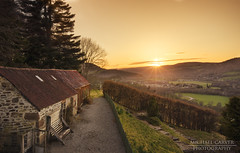 Drumnadrochit Sunset (Michael~Ashley) Tags: sunset landscape photography scotland highlands farm cottage scenic scottish loch inverness ness drumnadrochit