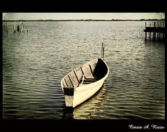 Se... (Cinzia A. Rizzo / fataetoile) Tags: lake water lago boat barca puglia textured lesina fataetoile memoriesbook cinziaarizzo