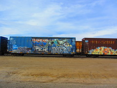 (VDub (o\I/o)) Tags: california ca street railroad art up metal train painting graffiti paint pieces pacific steel union central tracks railway trains tags spray southern dos railcar valley sigh bayarea unionpacific service spraypaint boxcar panels graff piece aerosol streaks northern tagging freight bnsf boxcars upac grom ridged trackside csx handstyles freights ttx rbox railart piecing railbox monikers moniker diar railside sopac goldenwestservice benching fbox grominate