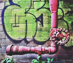 (JayCass84) Tags: camera urban art beautiful metal graffiti rust paint pittsburgh pennsylvania decay steel tag awesome rustic pipe wallart tags spraypaint grime bomb bombs pgh graffitiart fragment urbanphotography 412 grimey urbanfragment carriefurnace steelcity instagram instagramapp vscocamapp vsocam