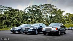 Mercedes-Benz W124 Singapore: 3 Generations of E