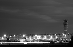 B&W DCA (Hendrixsrv) Tags: plane airplane flying dc washington airport nikon aviation landing national reagan airbus boeing dca takeoff runway 737 a320 kdca d5100