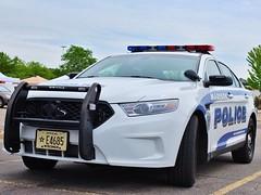 Ford Police Interceptor (Drew Z) Tags: ford car wisconsin fuji police madison fujifilm squad taurus wi cruiser interceptor x10 2013