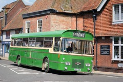 King Alfred - UOU 419H (Solenteer) Tags: derwent winchester panther leyland kingalfred plaxton uou419h