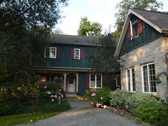 Niagara on the Lake bed and breakfast, one of the finest!