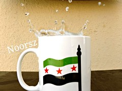Freedom SplAsH (Noor sz) Tags: water freedom creative syria spalsh   flickrandroidapp:filter=none