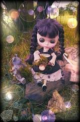 Blythe in Wonderland