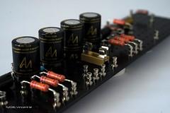 Turret Board (`/1nc3nt) Tags: nikond800 nikkor takman audionote tubeamp 300b set singleended vacuumtube turretboard 55mmf28aismicro