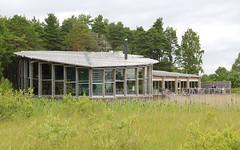Naturum Vrmland I (hansn (2+ Million Views)) Tags: architecture contemporary modern arkitektur naturum visitorcentre nature natur karlstad vrmland sweden sverige