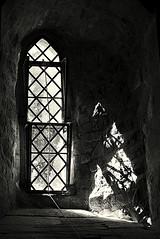 Window Light (Travelling Postie) Tags: window windowsill daylight light monochrome kemply herefordshire church lattice shadows panasoniclumixfz1000
