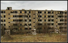 IMG_5877 (jozwa.maryn) Tags: komino bornesulinowo opuszczone abandoned miasto town duch ghost westfalenhof blokowisko