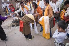 2016_Tibet_Flickr_2star-130 (arkienkeli) Tags: tibet repkong shaman festival tongren amdo