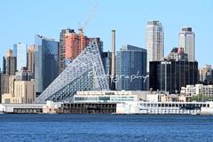 New York Skyline (Kevin Shriner) Tags: skyline newjersey newyork newyorkcity architecture view water