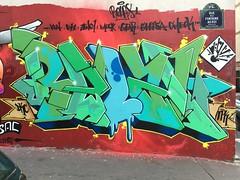 Paris 11 (relaxdkc) Tags: relax relaxdkc relax1 dkc tpk graffiti graff mur wall spraypaint sparycanart parisfinest paris11 dakingcrime thepoorkids ruedelafontaineauxrois