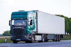 Scania R500 V8 Topline (PL) (almostkenny) Tags: lkw truck camion ciarwka scania r500 v8 hp500 topline pl polska poland wpi36898