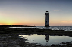 New Brighton Lighthouse (David Chennell - DavidC.Photography) Tags: newbrighton wirral merseyside perchrock newbrightonlighthouse perchrocklighthouse