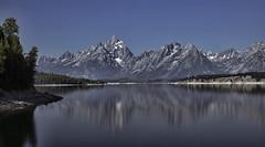 Grand Tetons Jackson Lake (al_g) Tags: jacksonlake tetons mountains lake water