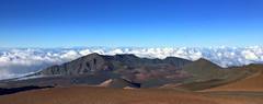 Haleakala volcano (PeterCH51) Tags: maui haleakala volcano summit crater caldera panorama iphone peterch51 hawaii haleakalacrater haleakalanationalpark