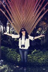 retrato (betho itinerante) Tags: jardin dia sol sombra contraste agua lago peces lirios arquitectura naturaleza jardn color alegriaairelibre alegria textura retrato