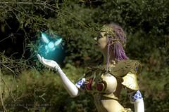 Carly 'Slave Zelda' (SeanLaine) Tags: legend zelda loz slave carly freeman navi photoshop crosscosplay star wars cross cosplay crossplay