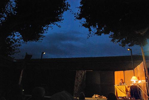 Les Cinq d'à côté aux Estivales du théâtre amateur du Teil