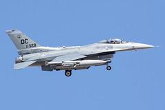 5. USAF F16 (CaptainDoony) Tags: usaf us air force f16 kc135 f22 f35 f35b mcdonnell douglas boeing nellis base nevada las vegas