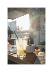 AurelienFAURE-2.jpg (mistemoon) Tags: sun gin beach sunrise binidalibeachbar minorque blue mojito couchdesoleil sunset binidali beatiful menorca orange bar